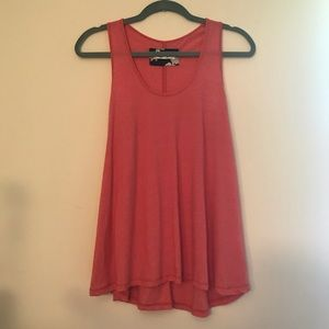 Anthropologie Sequence Tank in Pink